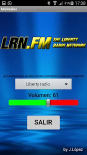 Mis Radios - náhled