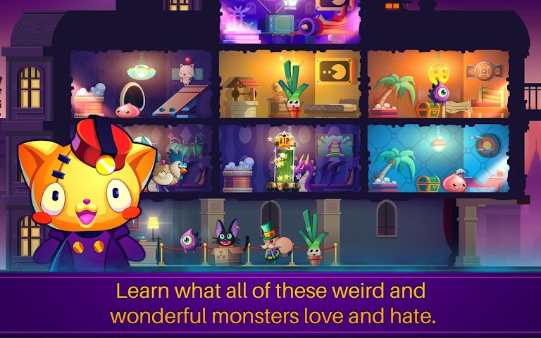 android Monster Hotel Screenshot 2
