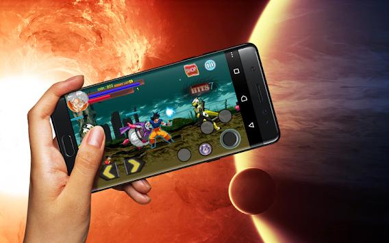 New Ultra Goku Super apk screenshot