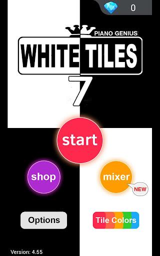 White Tile 7