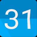 Calendar Widgets : Month Agenda calendar widget icon