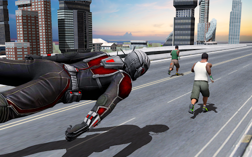 Superhero Ant man and Wasp city Rescue 1.1 2