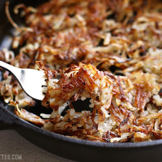 How to Make Crispy Hash Browns