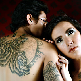 YOU and ME by Michael Tamura - People Couples