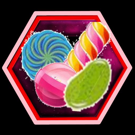 Candy match three mania land
