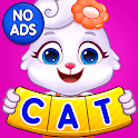 Spelling & Phonics: Kids Games icon