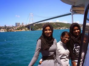 Photo: Turkish Olympiads 2012 -Bosphorus Tour
