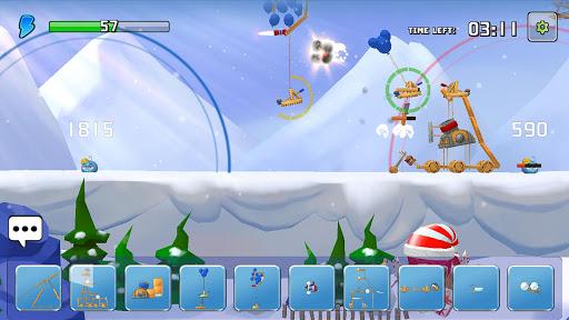 Eggineers - physics machine, construct weapon, pvp screenshots 1