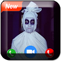 Video Call Dengan Pocong Simulasi-Di Telpon pocong icon