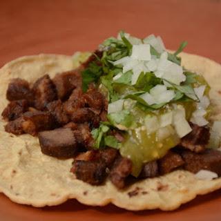 Tongue Tacos.
