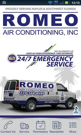 Romeo Air Conditioning Inc.