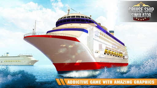 Sea Captain Ship Driving Simulator : Ship Games apktram screenshots 6
