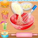 Cooking in the Kitchen - Baking games for girls icon