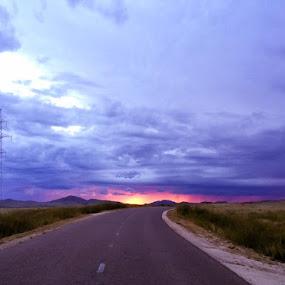 by Эрдэнэцэцэг Баяраа - Landscapes Sunsets & Sunrises