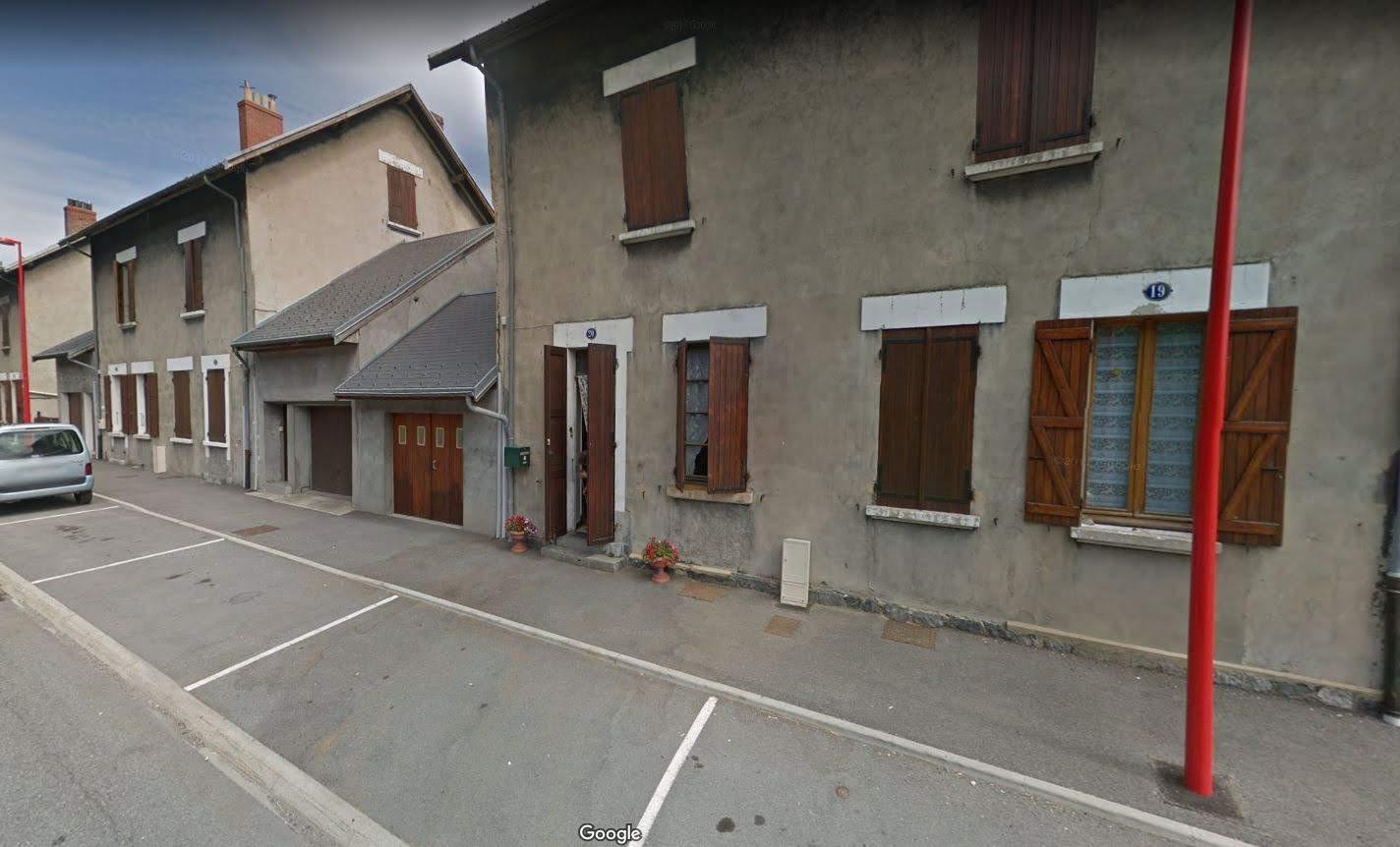 L'ancienne cité minière de la gare du Villaret