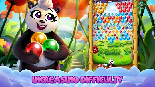 Panda Pop! Bubble Shooter Saga   Blast Bubbles App Latest Version Download For Android and iPhone 4
