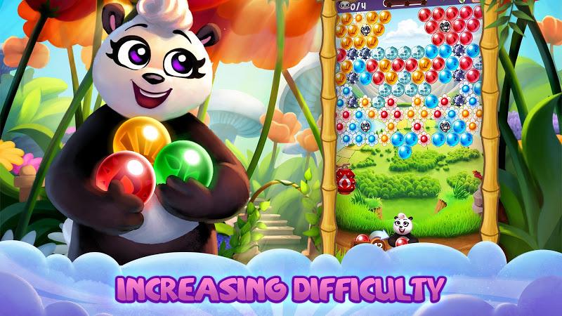 Panda Pop! Bubble Shooter Saga & Puzzle Adventure Screenshot 3