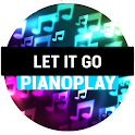 """""""Let It Go"""" PianoPlay icon"""