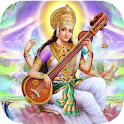 Goddess Saraswati Devi Lord icon