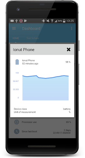 Screenshot for Ariela Pro - Home Assistant Client in United States Play Store
