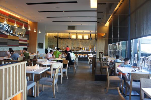 體驗 成旅晶贊飯店-柏克菲時尚茶餐廳【早餐篇】