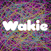Wakie: Talk to Strangers, Chat icon