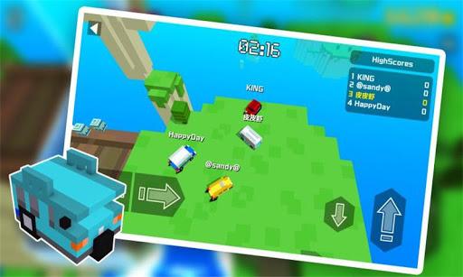 Bumper Cars Pixel Arena 1.9.2 screenshots 2
