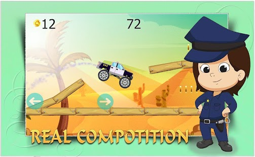 Kids Police Car Driving Simulator Racing games Mod Apk ...