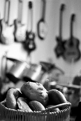 Pane e musica di palomar