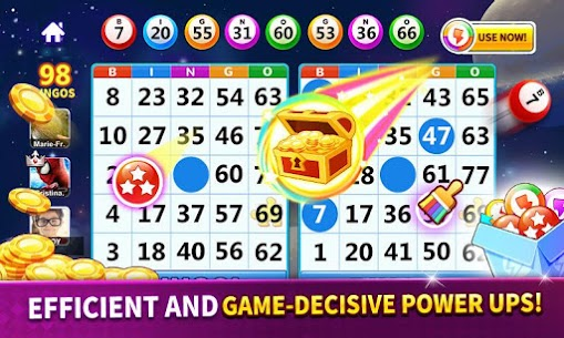 Bingo: Lucky Bingo Games Free to Play at Home 5
