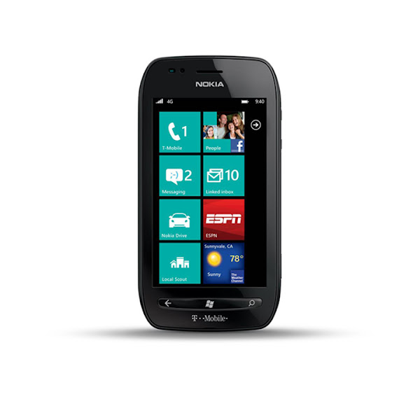 Photo: http://nokia-windows-phone.t-mobile.com/ The Nokia Lumia 710 is perfect for the dad who is new to the smartphone world and wants an easy-to-use phone with a clean and elegant user interface. The deal for dad's and everyone else is here: http://t-mo.co/LRPiX4