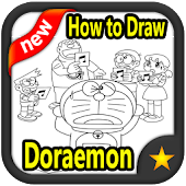 Tải Game How to Draw Doraemon