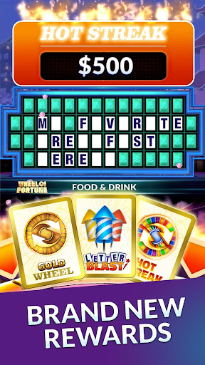 Wheel of Fortune: Free Play 3.47.1 screenshots 2
