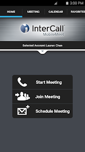 MobileMeet- screenshot thumbnail