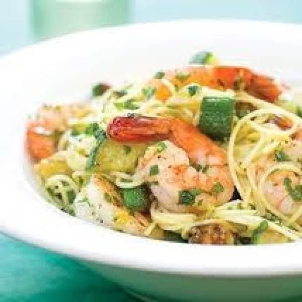Shrimpasta Recipe