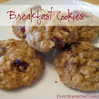 AKA Breakfast Cookies
