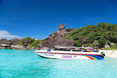 Similan Islands Snorkel Tour by Fantastic Similan Travel from Phuket