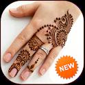 henna mehndi icon