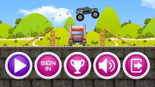 Monster Truck Xtreme Offroad Game modavailable screenshots 1