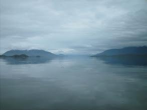 Photo: Telegraph Passage looking north.