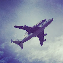 Photo: @laurably Laura Bly  Woot!! I just #spottheshuttle