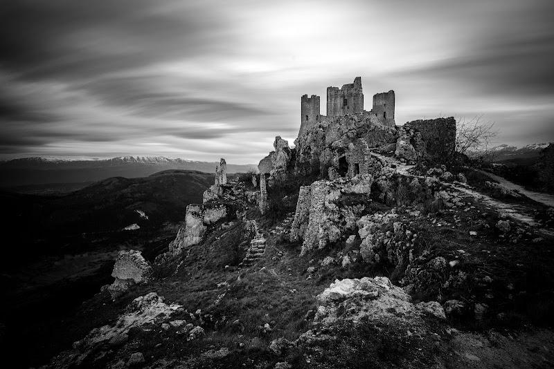 Rovine di un castello di lurick
