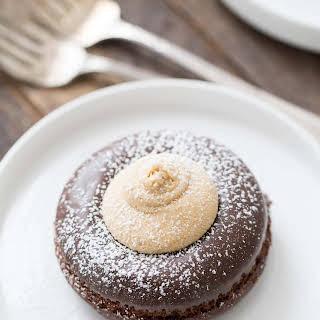 Buckeye Mini Cakes.