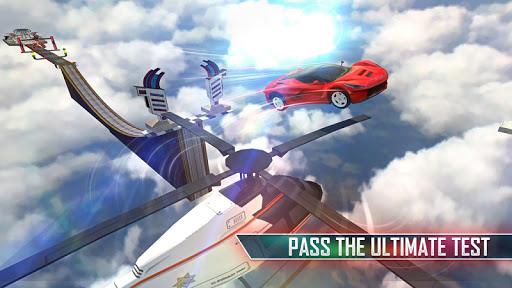 GT Car Stunts - Impossible Driving 2018 screenshot 9