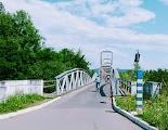 Граница между Украиной и Румынией