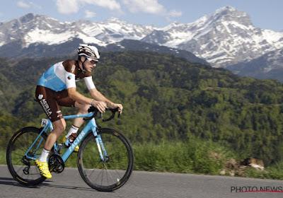 Gougeard na ritzege slotdag van Ronde van de Sarthe als leider in