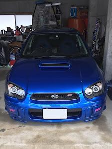 インプレッサ WRX STI GDB 2003のライトのカスタム事例画像 hirotさんの2019年01月23日21:35の投稿