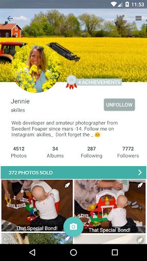Foap - sell your photos 3.21.0.794 screenshots 4