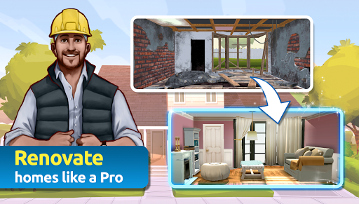 Holly's Home Design: Renovation Dreams filehippodl screenshot 2