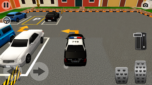 Police Car Parking 1.0 screenshots 5